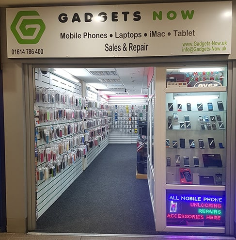 Gadgets Now - Mobile Phone Repair Shop in Middleton